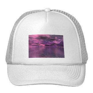 Purple Sky Trucker Hat