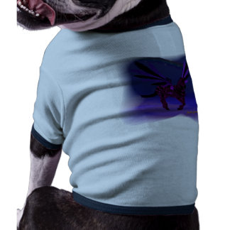 Purple Skys Doggie Tshirt