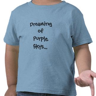 Purple Skys Men's T-Shirt