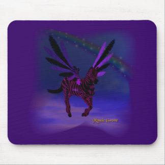 Purple Skys Mouse Pad