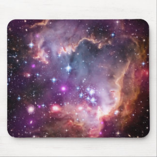 Purple Small Magellanic Cloud Mouse Pad