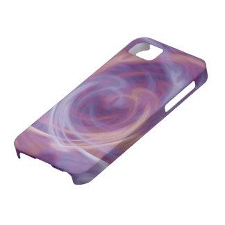 Purple Smoke iPhone SE/5/5s Case