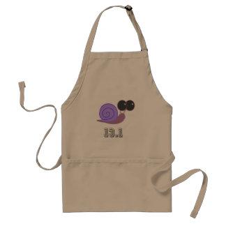 Purple Snail 13.1 Adult Apron