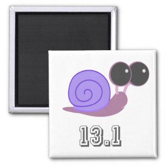Purple Snail 13.1 Magnet