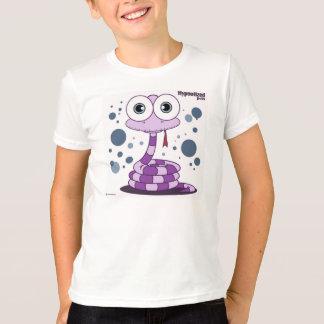 Purple Snake Kids' Basic American Apparel T-Shirt