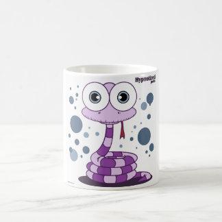 Purple Snake White 11 oz Classic White Mug