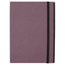"Purple Snakeskin Pattern iPad Pro 12.9"" Case"