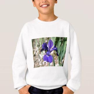 Purple Snap Dragon Sweatshirt