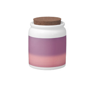 Purple Snow Fade Candy Dish