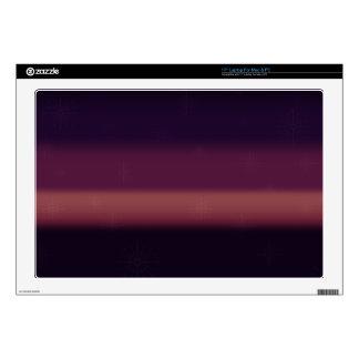 Purple Snow Skins For Laptops
