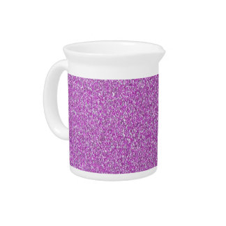 Purple Sparkles Base Add Your Own Pitchers