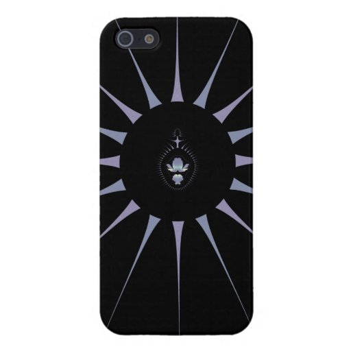 Purple Spider Cases For iPhone 5