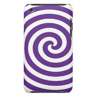 Purple Spiral Case