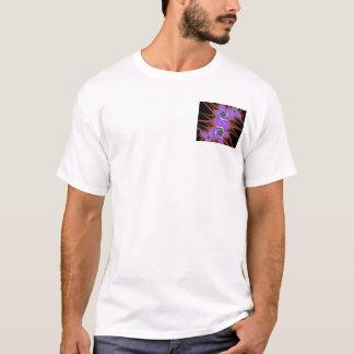 Purple Spirals T-Shirt
