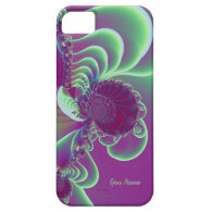 Purple Splendor Personal iPhone 5 Case