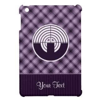 Purple Sport Shooting Case For The iPad Mini