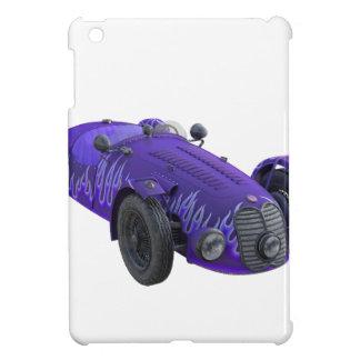 Purple Sports Car iPad Mini Case
