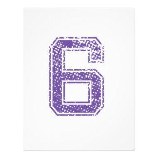 Purple Sports Jerzee Number 06.png Letterhead