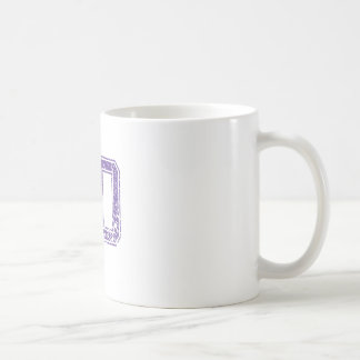Purple Sports Jerzee Number 30.png Coffee Mug