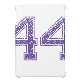 Purple Sports Jerzee Number 44.png Case For The iPad Mini