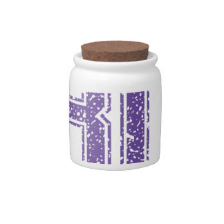 Purple Sports Jerzee Number 80.png Candy Jar