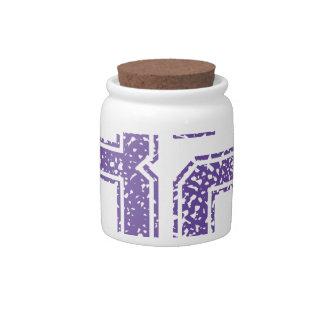Purple Sports Jerzee Number 82.png Candy Jar