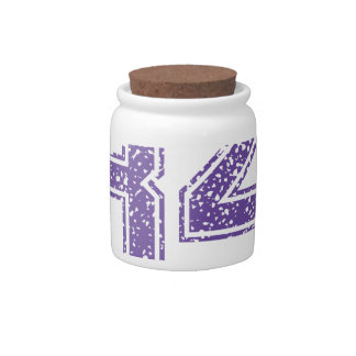 Purple Sports Jerzee Number 84.png Candy Jars
