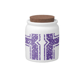 Purple Sports Jerzee Number 88.png Candy Dish