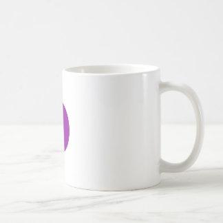 Purple Spot Coffee Mug