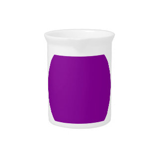 Purple Spot Drink Pitcher
