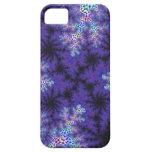 Purple Spraypaint i-Phone 5 Case iPhone 5 Cover
