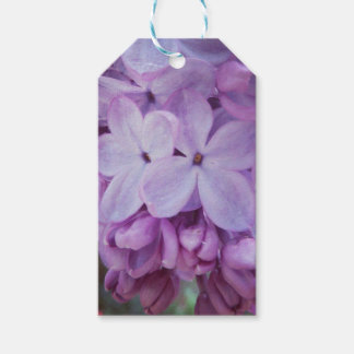 Purple Spring Gift Tags