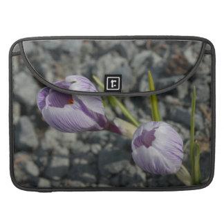Purple Spring MacBook Pro Sleeve