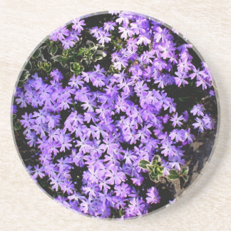 'Purple Springtime' Coaster