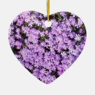 'Purple Springtime' Ornament