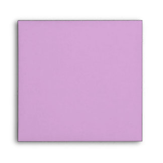 Purple Square Invitation Envelope - Batik Interior