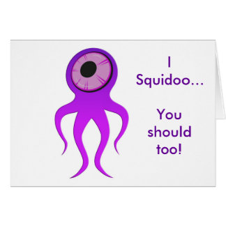 Purple Squid Products Card