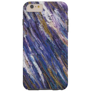 Purple Squiggle iPhone 6 Case