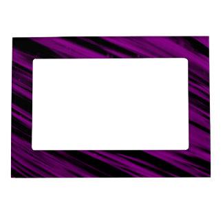 Purple Sreaks Magnetic Frame