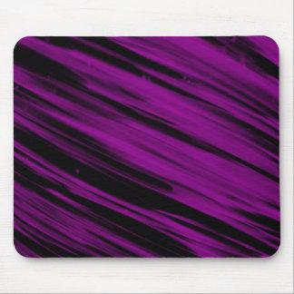 Purple Sreaks Mouse Pad