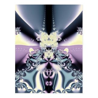 Purple Stage Postcard