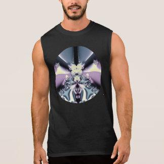 Purple Stage Sleeveless Shirt