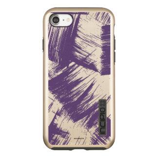 Purple Stains Incipio DualPro Shine iPhone 8/7 Case