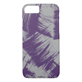Purple Stains iPhone 8/7 Case