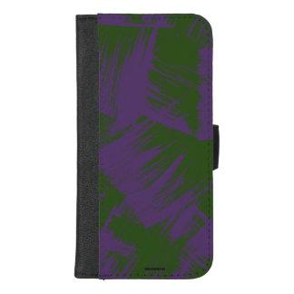 Purple Stains iPhone 8/7 Plus Wallet Case