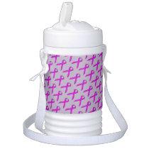 Purple Standard Ribbon Cooler
