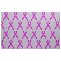 Purple Standard Ribbon Fabric