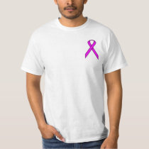 Purple Standard Ribbon T-Shirt