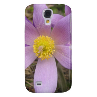 Purple Star Galaxy S4 Cover