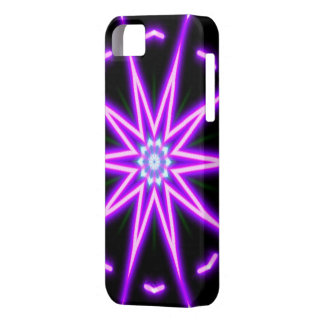 Purple Star iPhone 5 Case-Mate Barely There iPhone SE/5/5s Case